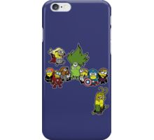 Assemble Minions iPhone Case/Skin
