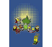 Assemble Minions Photographic Print