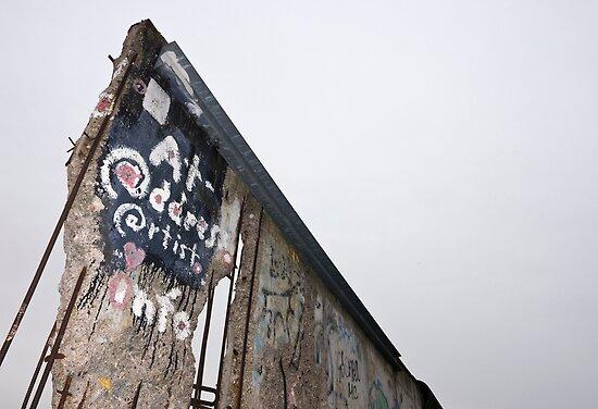 Berlin Wall by dominiquelandau