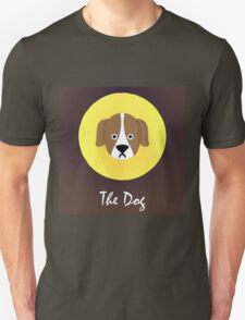 The Dog Cute Portrait T-Shirt