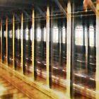 New York City Subway by J O'Neal