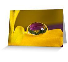 Daffodil Jewel Greeting Card