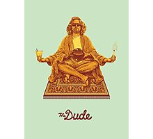 The Big Lebowski The Dude Photographic Print