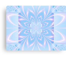 Dreaming in Baby Blue Canvas Print