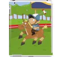 Non Olympic Sports: Polo iPad Case/Skin