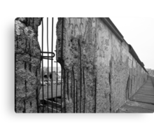 Berlin Wall 1 Metal Print
