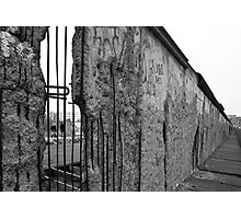 Berlin Wall 1 Photographic Print