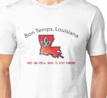 Bon Temps, Louisiana (True Blood) Unisex T-Shirt
