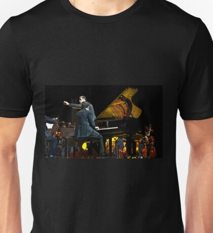 Reflections On Music Unisex T-Shirt