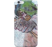 Green Arrow - Island Clipping iPhone Case/Skin