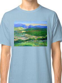 Beechmont to Mt Warning  Classic T-Shirt
