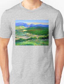 Beechmont to Mt Warning  Unisex T-Shirt