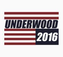 UNDERWOOD 2016 - HOUSE OF CARDS by GarethEdwardsUK