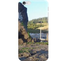 Children by the sea iPhone Case/Skin