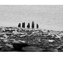 Five Fingered Photographic Print