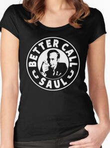 Better Call Saul Women's Fitted Scoop T-Shirt