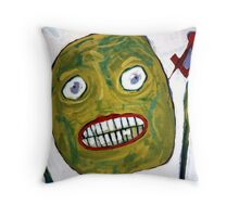 Dead Friends 10 Throw Pillow