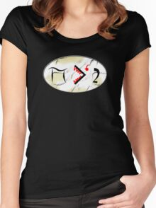 Mmm...Pie is More than 2 Women's Fitted Scoop T-Shirt