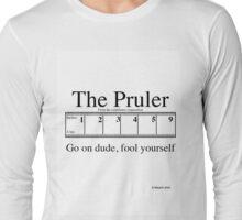 Measure for pleasure Long Sleeve T-Shirt