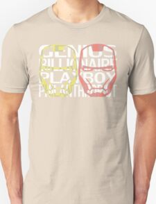 Genius, Billionaire, Playboy, Philanthropist T-Shirt