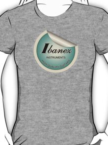 Ibanez Cool sticker T-Shirt