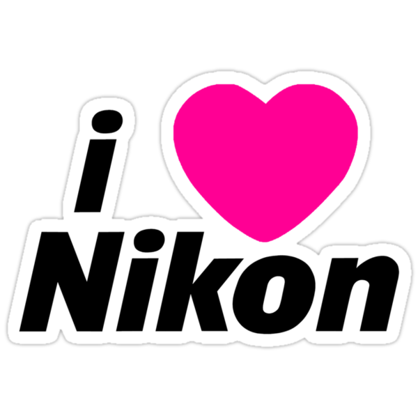 I Love Nikon -  But I own a canon! by emma relph