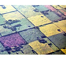 Like A Patchwork Quilt Photographic Print