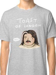 Toast of London Classic T-Shirt