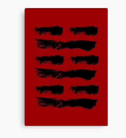 Arashikage Canvas Print