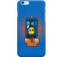 Doctor Minion 10 iPhone Case/Skin