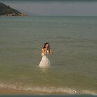 A SEA of TEARS or A Beach Wedding Gone Wrong by DAdeSimone