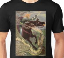 Falcon the Dragon Hunter Unisex T-Shirt