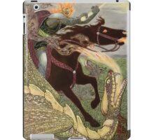 Falcon the Dragon Hunter iPad Case/Skin