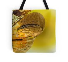 On the Wild Wing of Dawn Tote Bag
