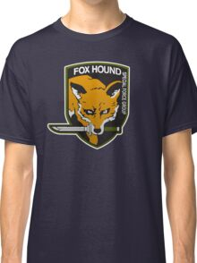 Fox Hound Special Force Group Classic T-Shirt