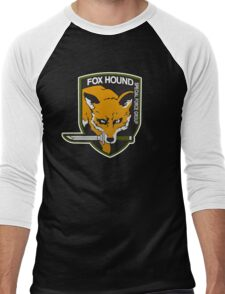 Fox Hound Special Force Group Men's Baseball ¾ T-Shirt
