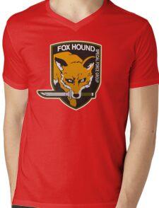 Fox Hound Special Force Group Mens V-Neck T-Shirt