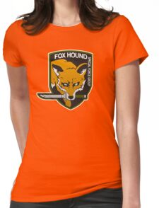 Fox Hound Special Force Group Womens Fitted T-Shirt