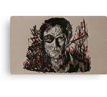 TWD The Governor Canvas Print