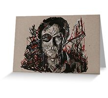 TWD The Governor Greeting Card
