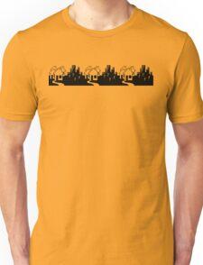 CITY vs COUNTRY Unisex T-Shirt