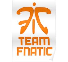 Team Fnatic Poster