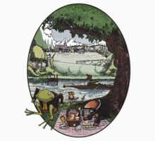 Wind in the Willows T-Shirt