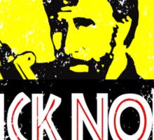 Chuck Norris Sticker