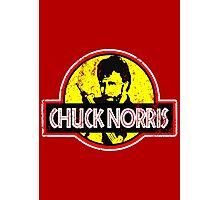 Chuck Norris Photographic Print