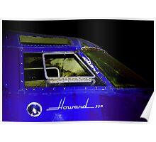 Howards Last Flight Poster
