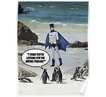 The Wrong Penguin! Poster