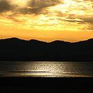 Fern Ridge Sunset by bicyclegirl