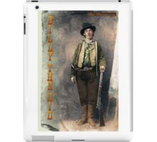 Billy The Kid 2 iPad Case/Skin