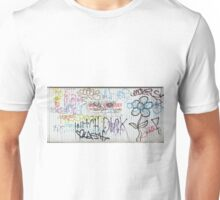 Stokes Croft Flower Tags Unisex T-Shirt